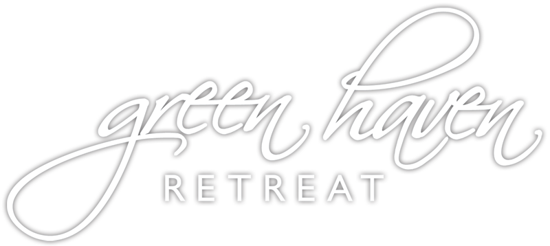 Green Haven Retreat Logo